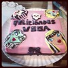 Tarta Monster Hight Valladolid